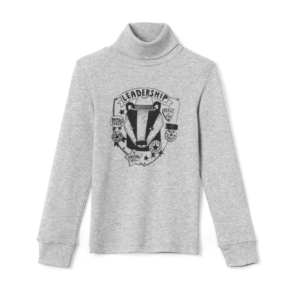 Пуловер тонкий, 3-12 лет
