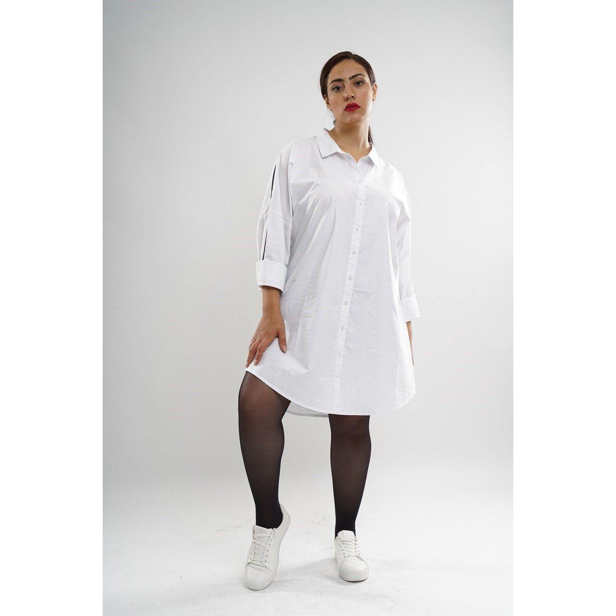 Robe chemise ample