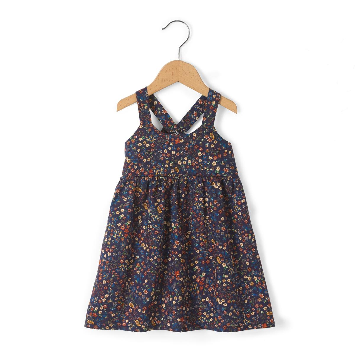 Платье с рисунком liberty, 1 мес. - 3 года