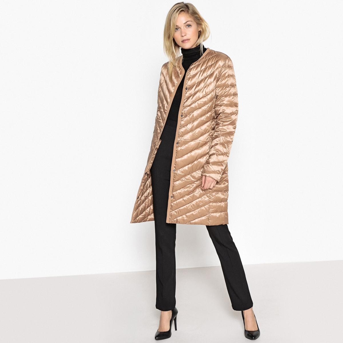Куртка легкая удлиненная