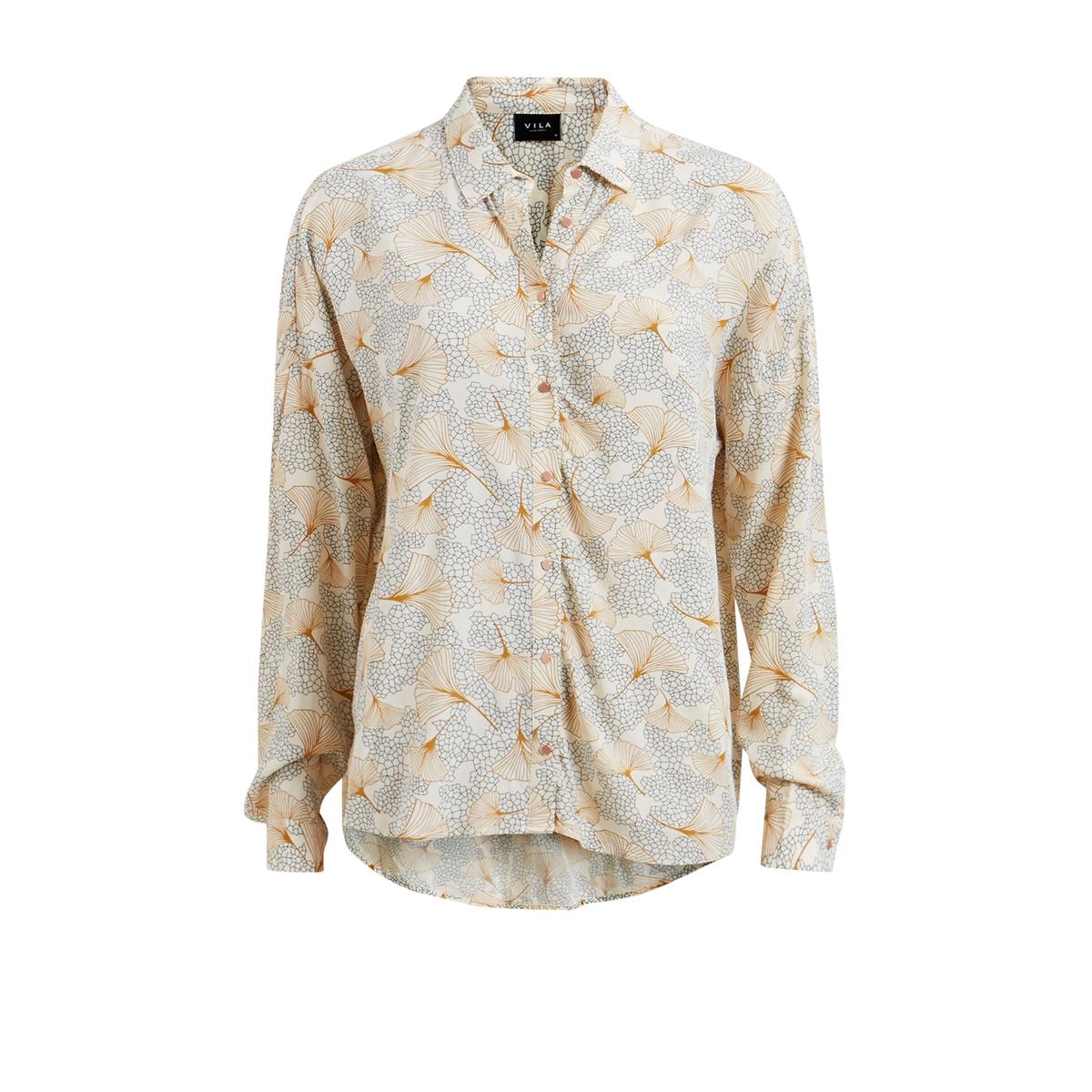 Рубашка с рисунком Viopening