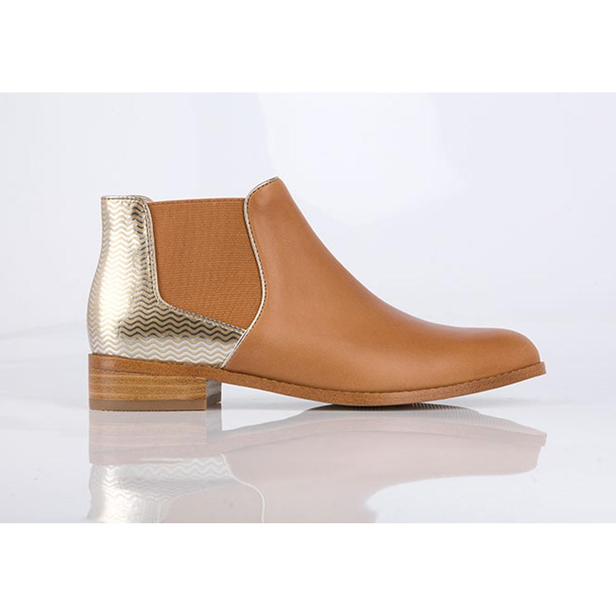 Кожаные ботинки  Balola mellow yellow ботинки