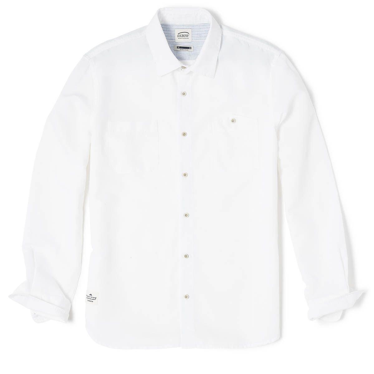 Chemise CAREGGI - Blanc