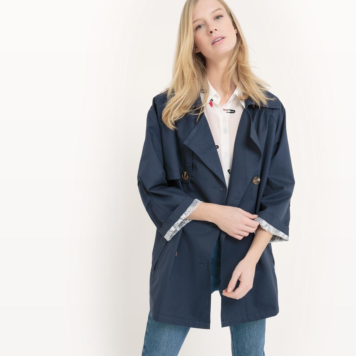 Тренчкот средней длины Ladies Women Coat
