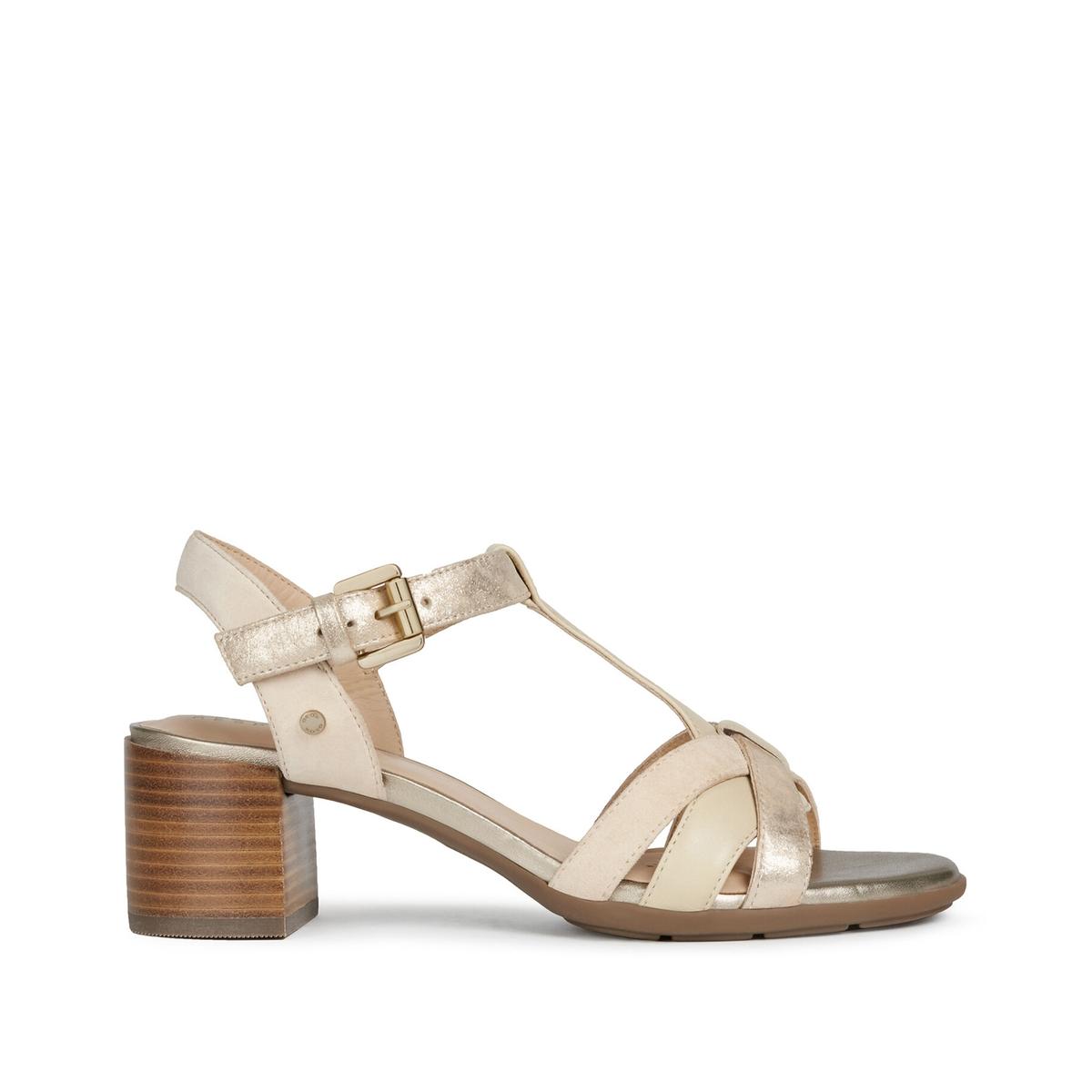 Sandalias de piel Marykarmen