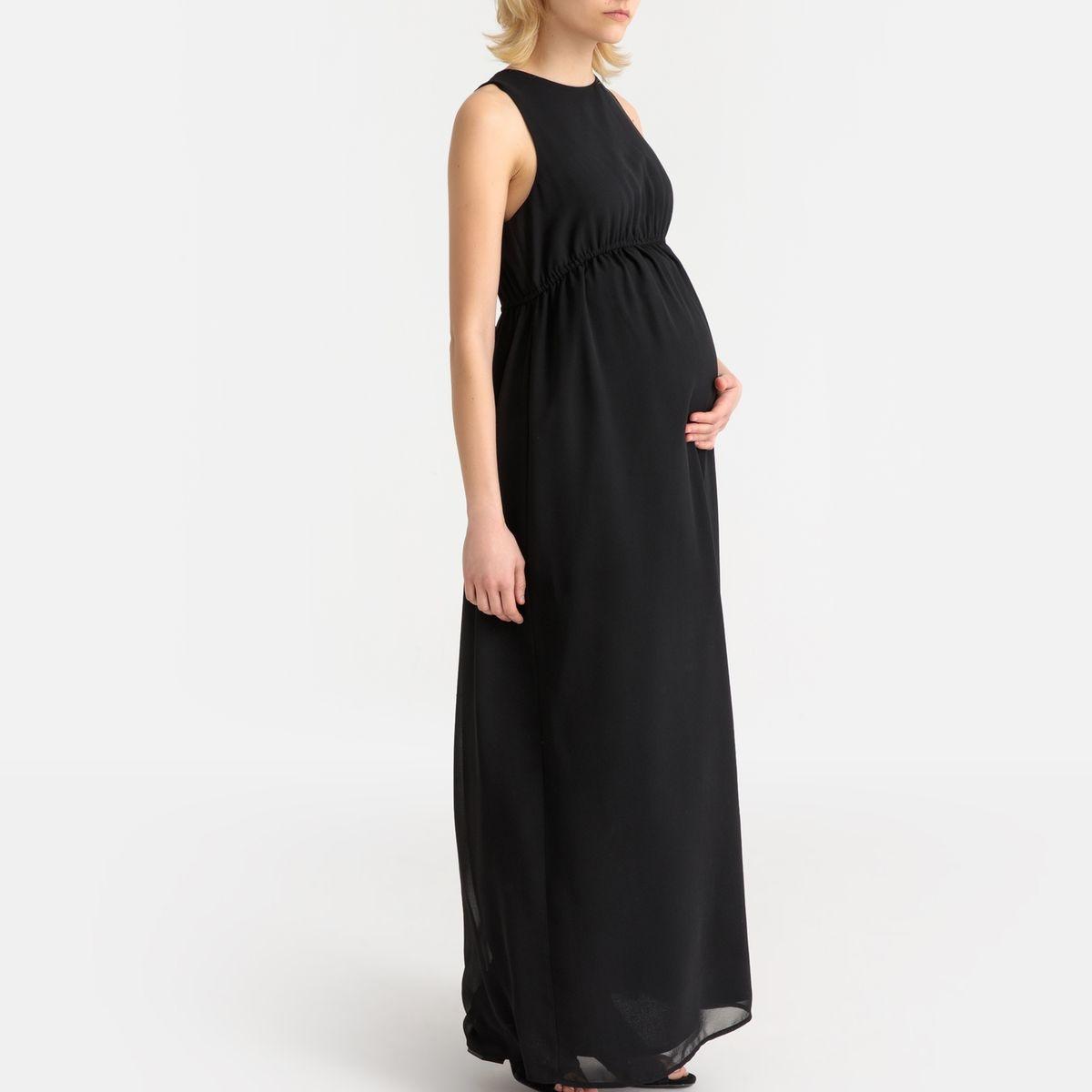 Robe de grossesse sans manche