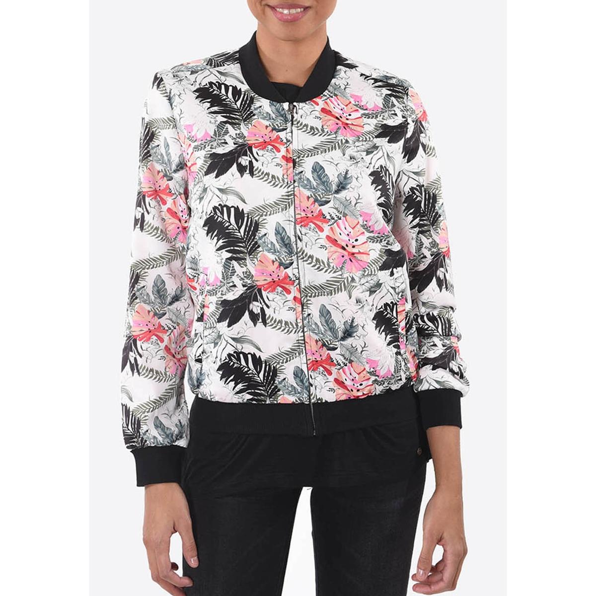 Куртка-бомбер прямого покроя бомбер printio мода 2017
