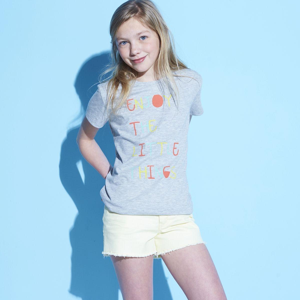 T-shirt enjoy little things 10-16 ans