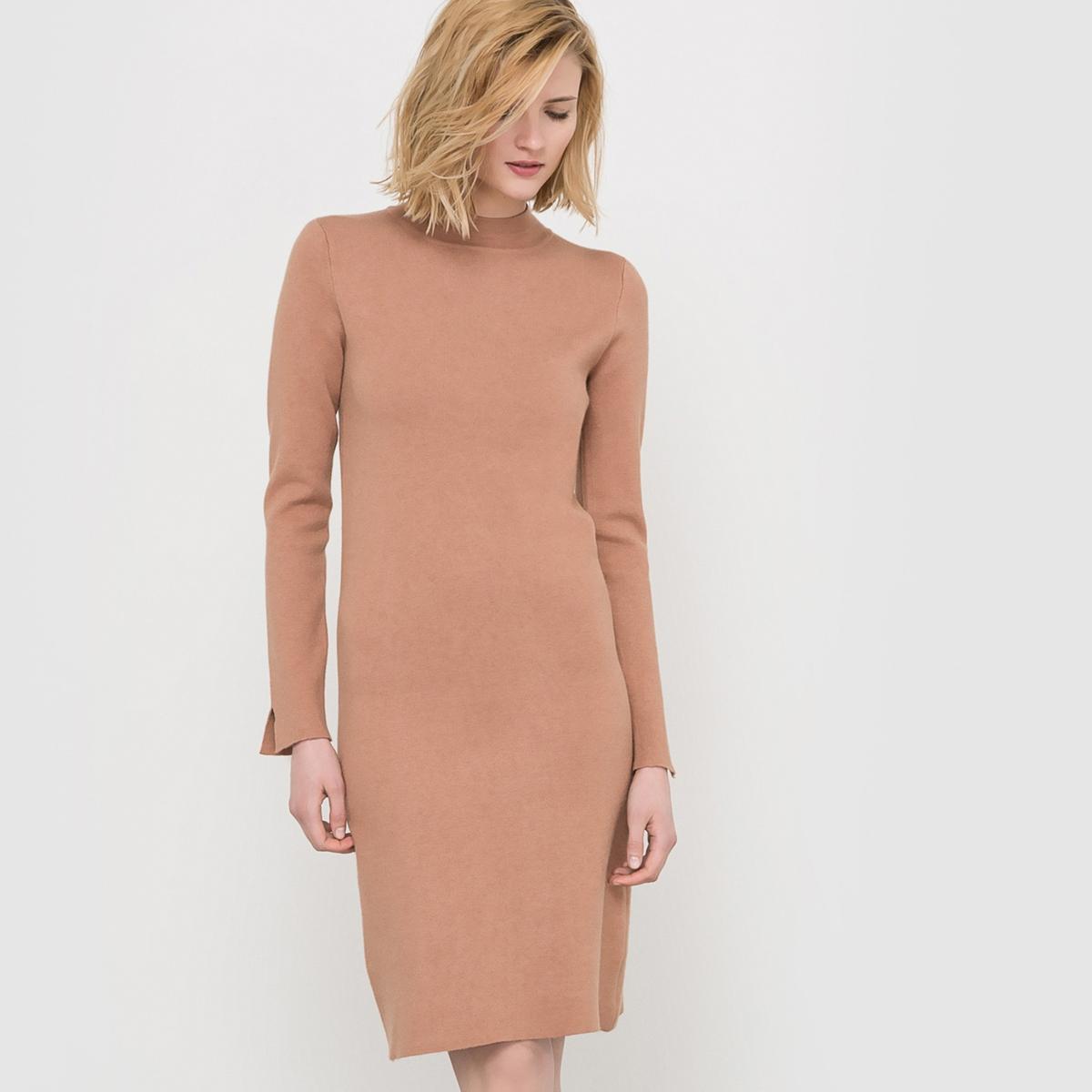 Фото Платье вязаное. Купить с доставкой