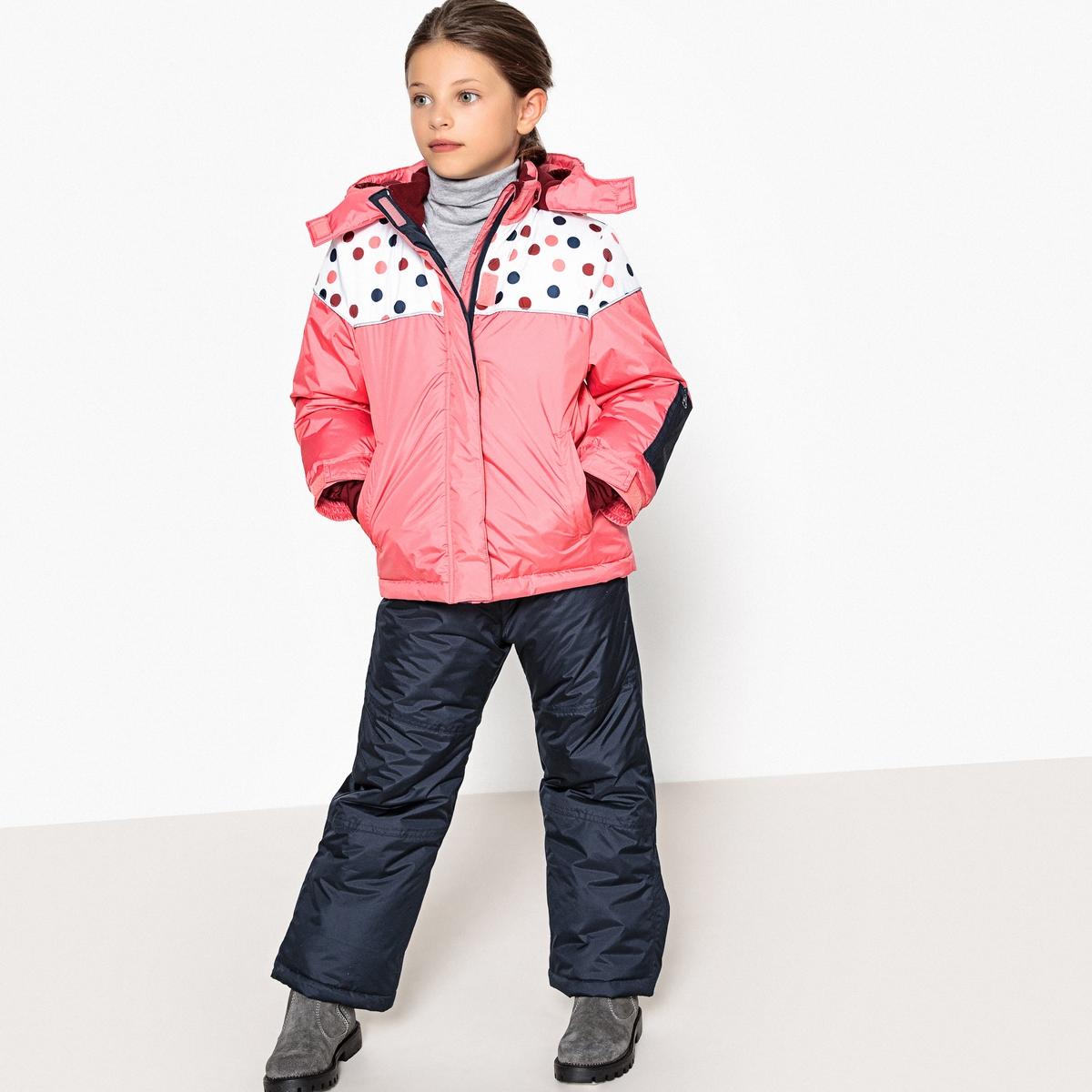 Комплект лыжный для девочки, 3-12 лет комплект лыжный larsen для юношей