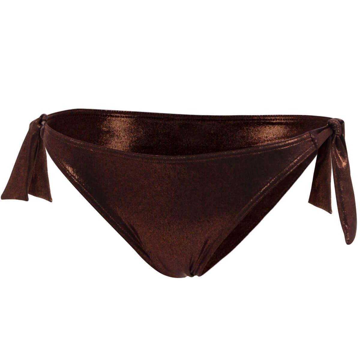 Bas de maillot de bain Culotte nouée sur les côtés Gloss