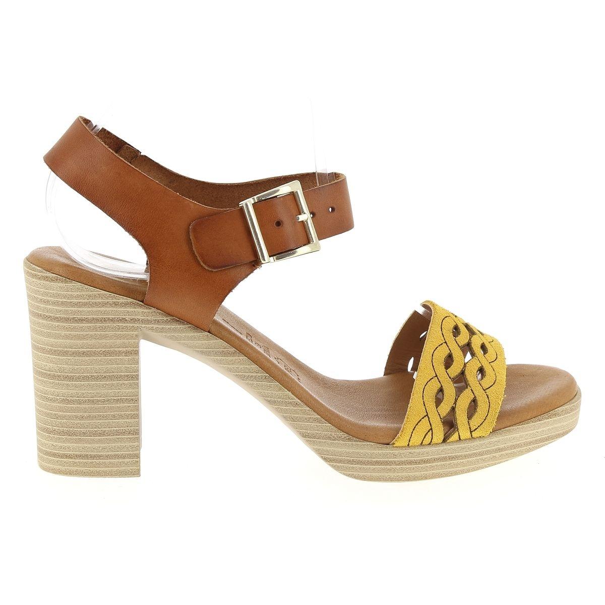 Sandales  Cuir  20406