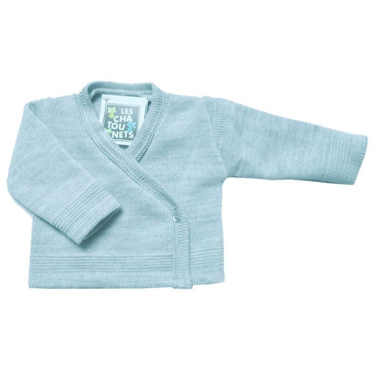 Brassiere naissance en tricot