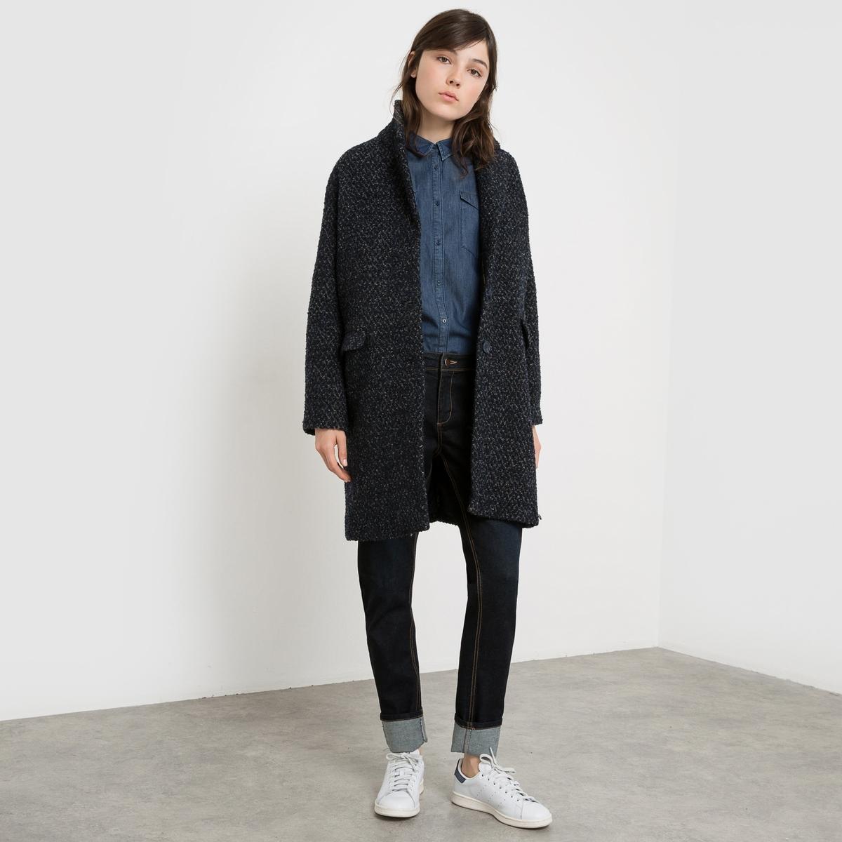 Пальто из букле