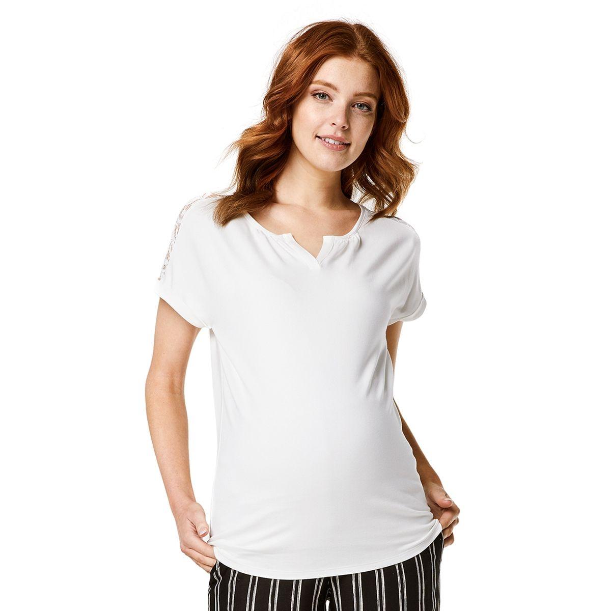 T-shirt de grossesse Jersey