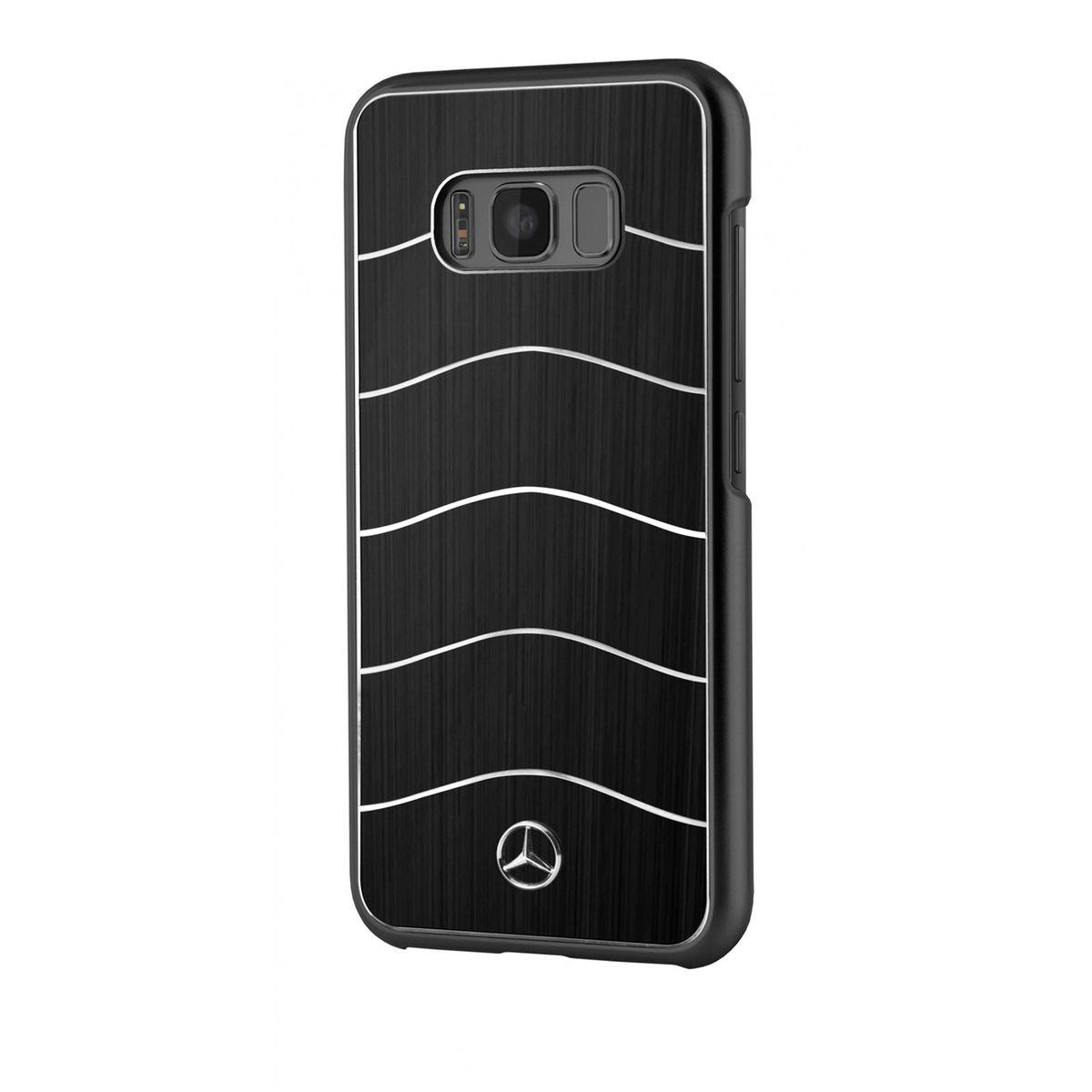 Coque 'wave Viii' Pour Galaxy S8 Alu Brossé