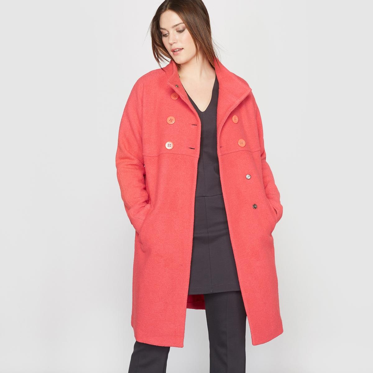 Пальто 40 % шерсти от CASTALUNA