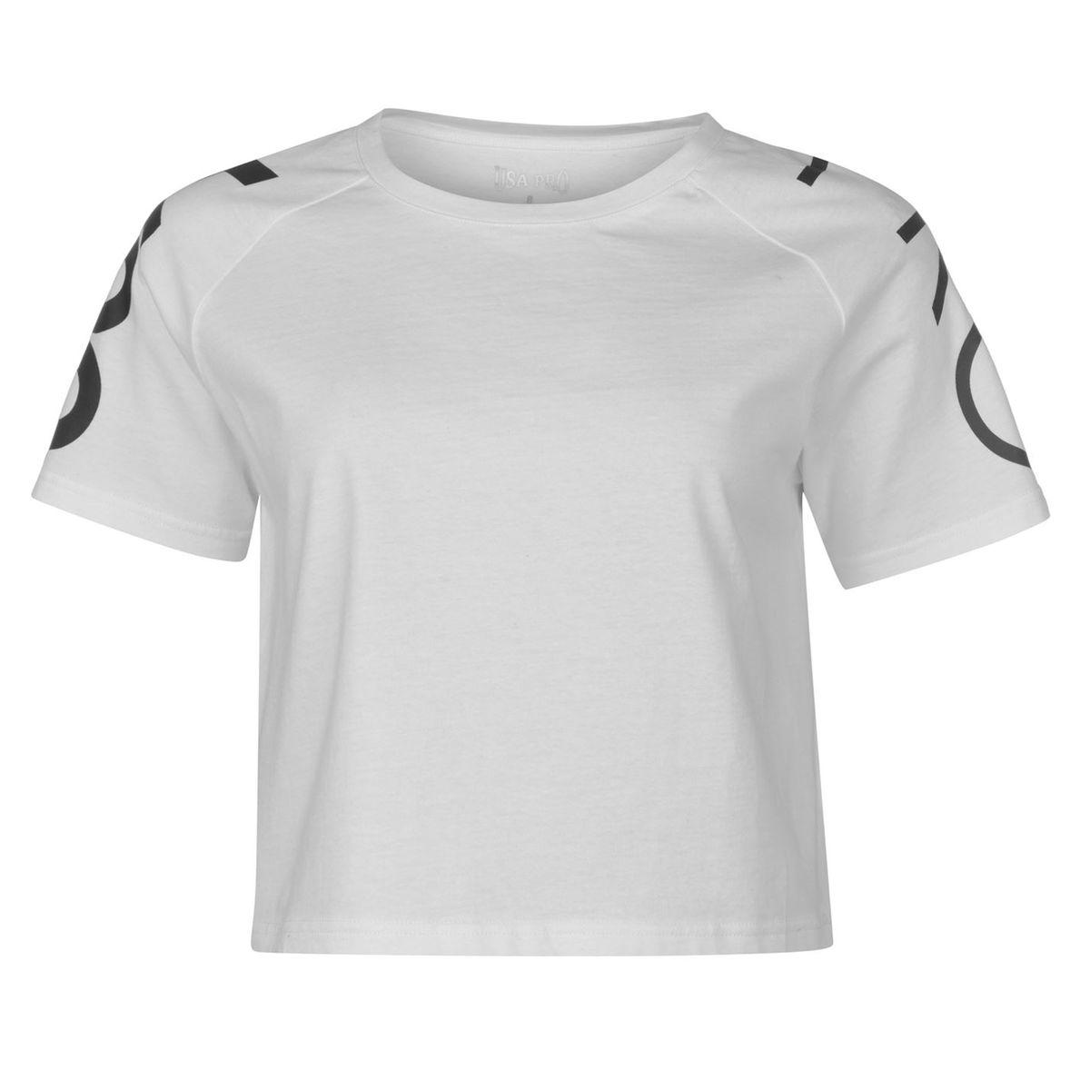 T-shirt court