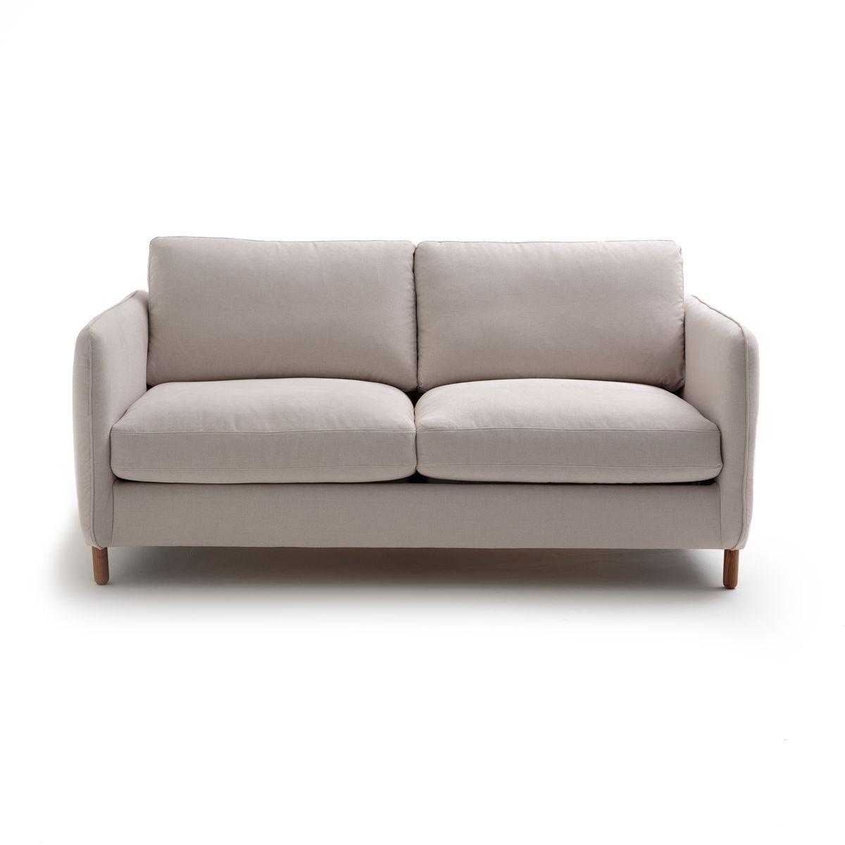 Canapé 2, 3 ou 4 places, fixe, polyester, LOMÉO