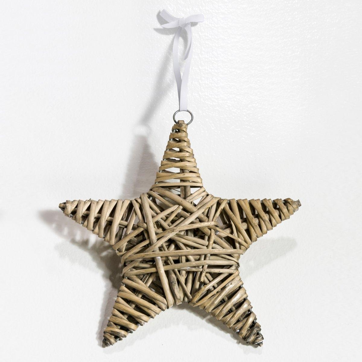 Звезда декоративная, ива, Borsa от La Redoute
