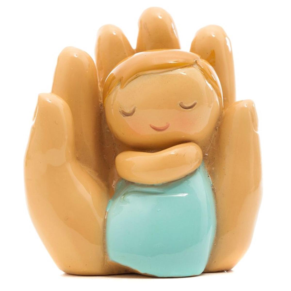 Statuette Ange-Gardien - Protège Moi 5 cm