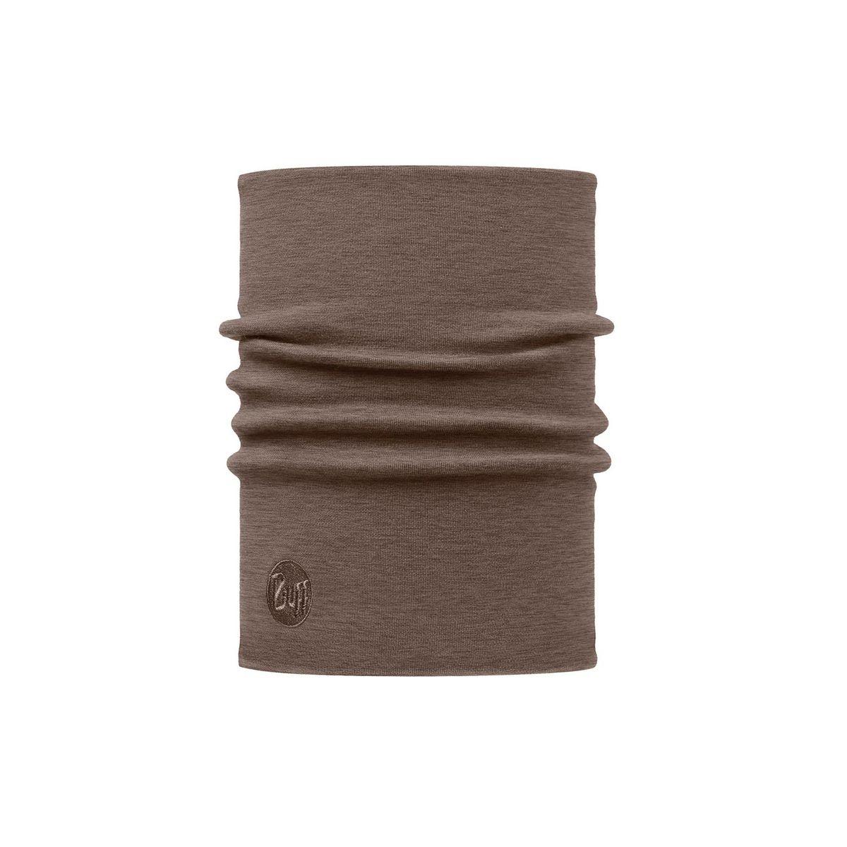 Heavyweight Merino Wool - Foulard - marron