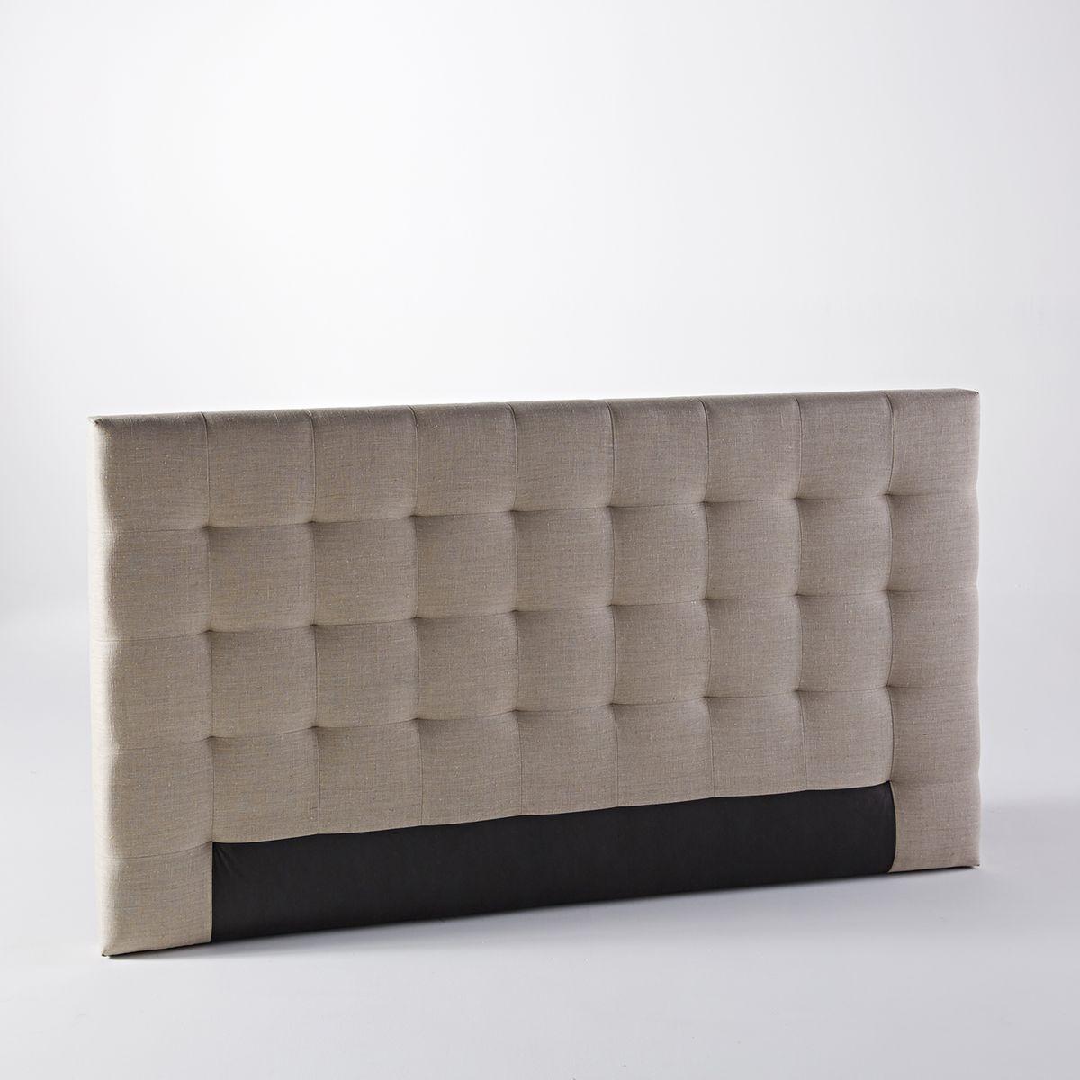 t te de lit capitonn e selve h100 cm. Black Bedroom Furniture Sets. Home Design Ideas
