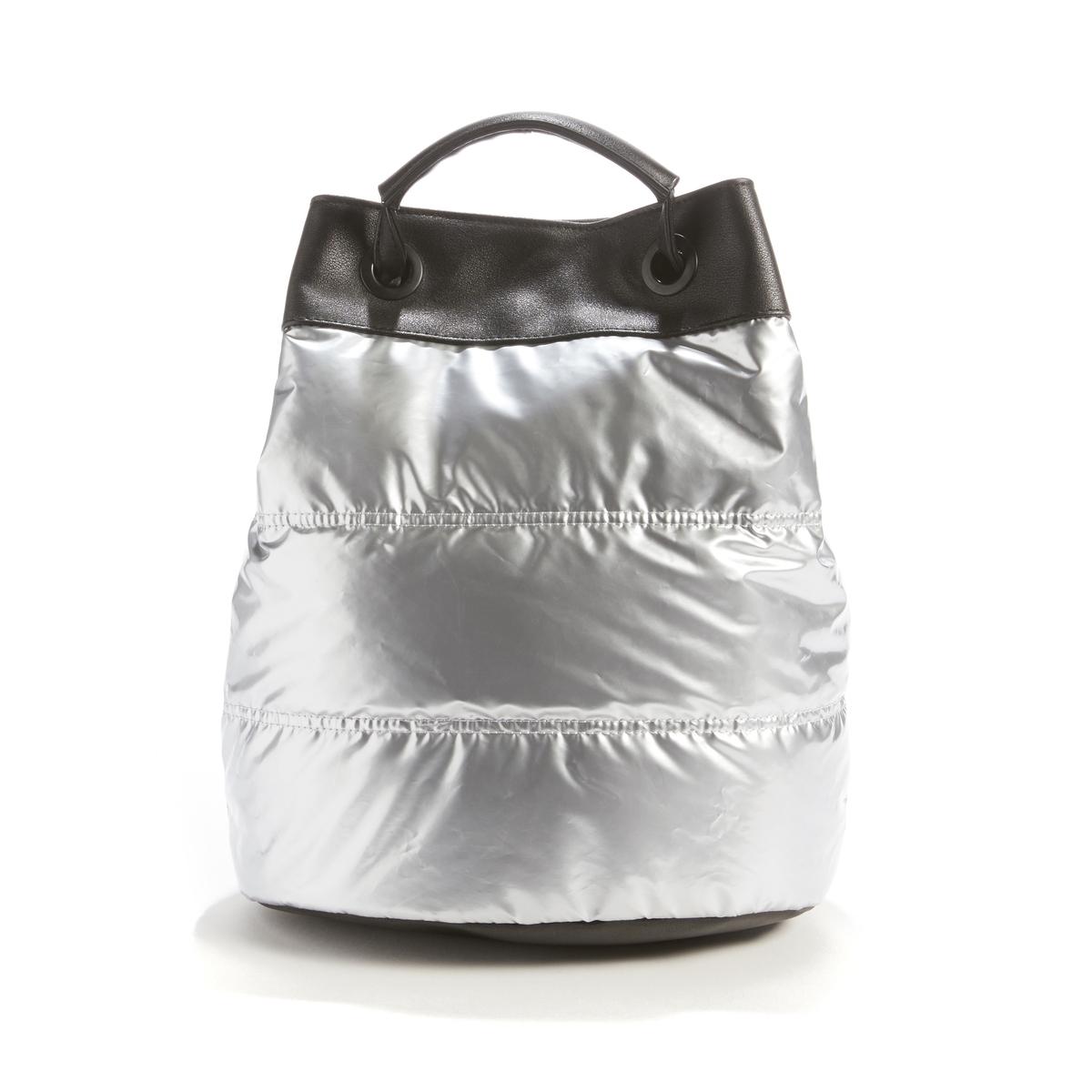 Сумка-рюкзак стеганая