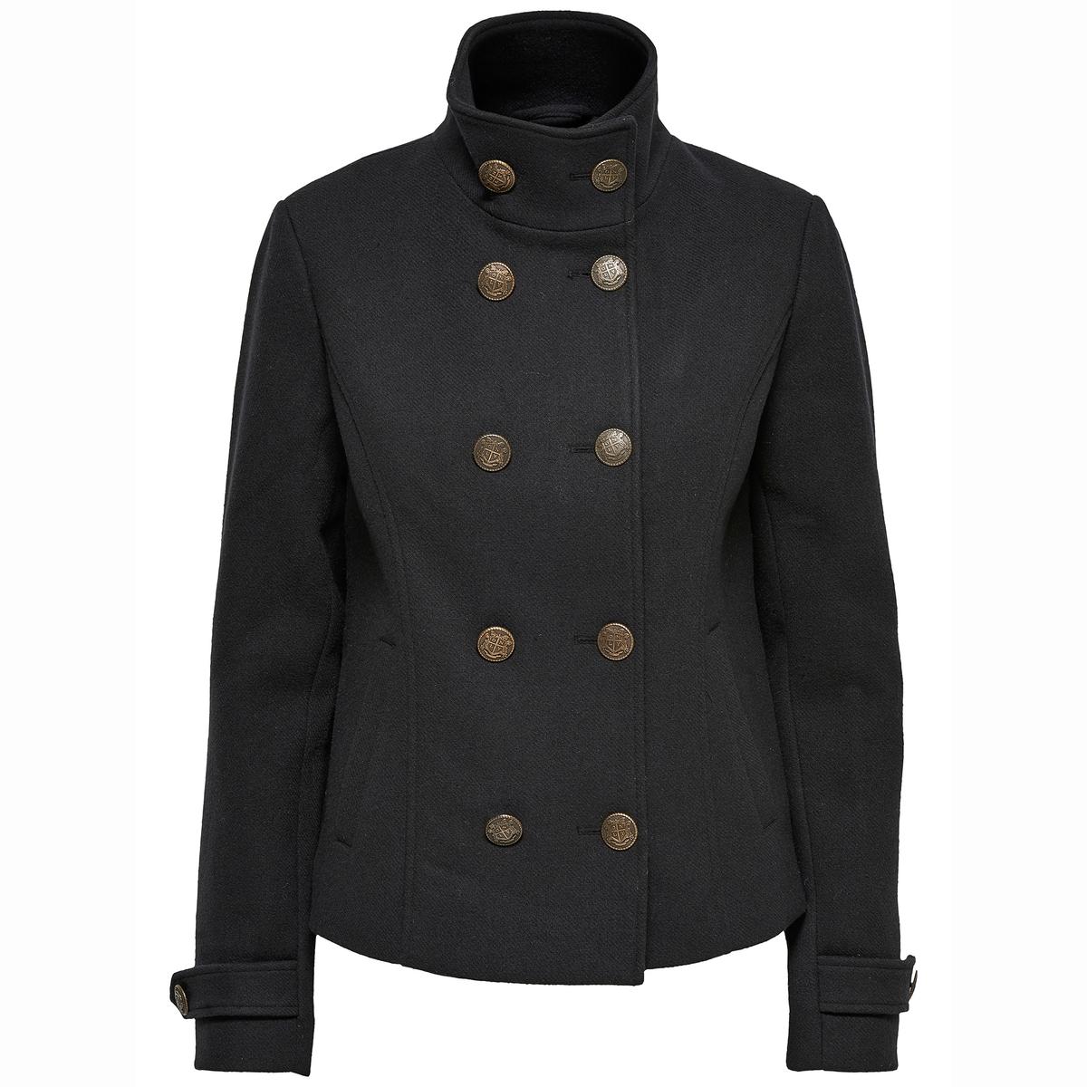 Пальто-бушлат короткое JENNY