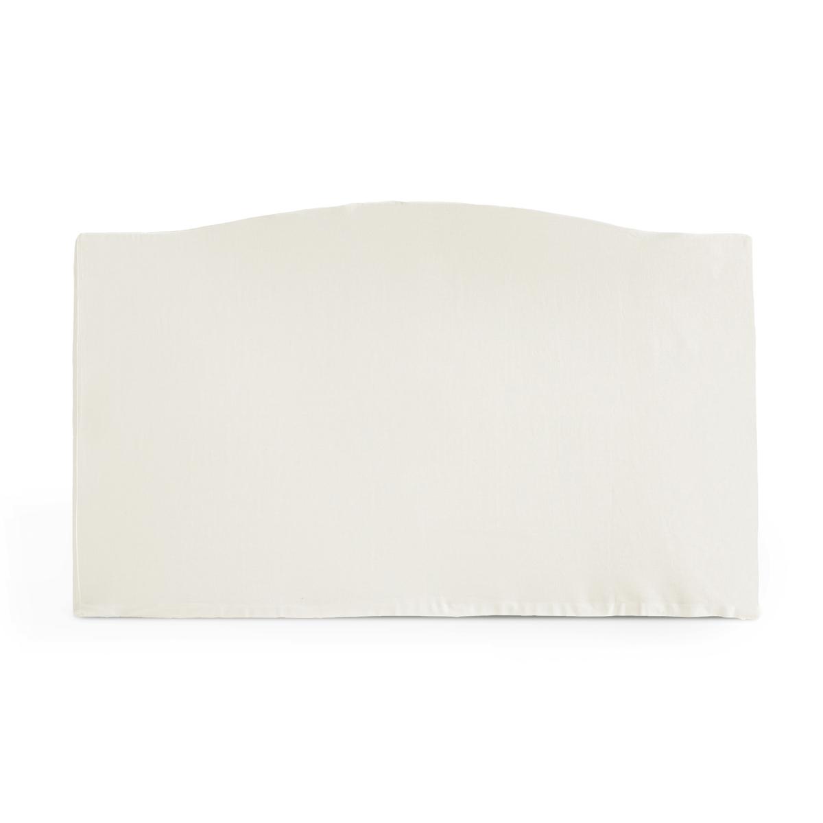Чехол La Redoute Для кроватного изголовья Louis XV из хлопка Scenario 90 x 85 см белый подушка для изголовья кровати 100% хлопокscenario
