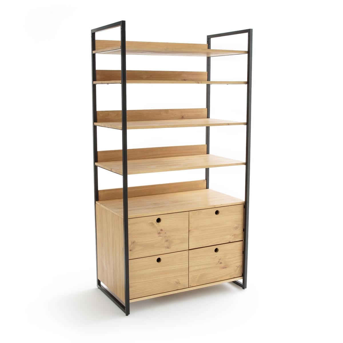 Модуль для гардеробной с 4 ящиками Hiba скамья для прихожей hiba