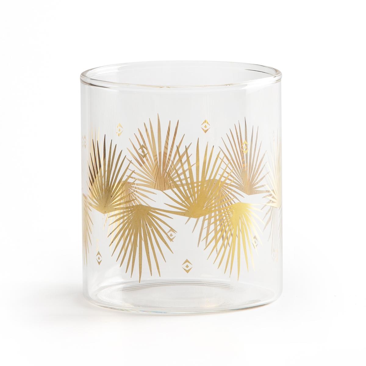 4 стакана золотистые NORDEST