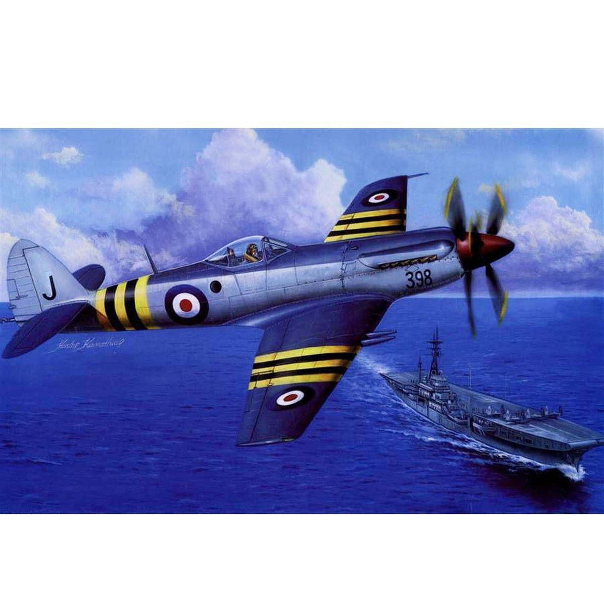 Maquette Avion : Supermarine Seafang F.Mk.32