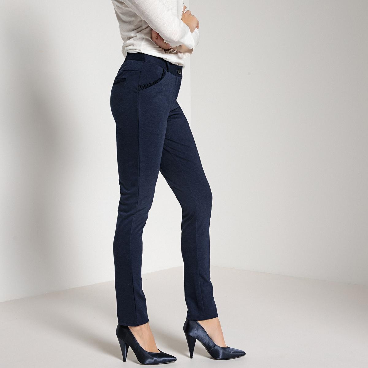 Imagen adicional 3 de producto de Pantalón afilado de punto milano - Anne weyburn