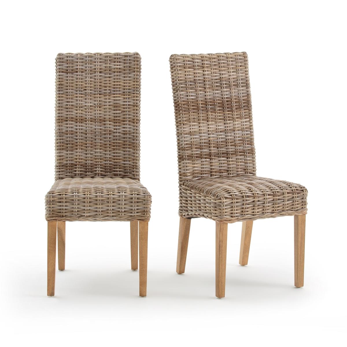 2 стула kubu с высокой спинкой, INQALUIT