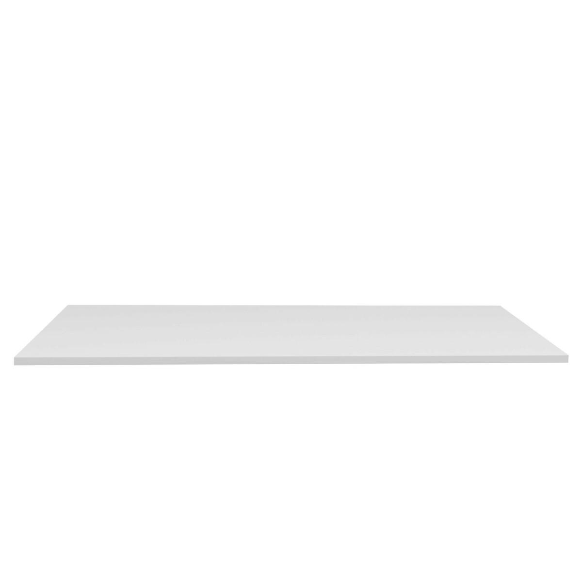 Столешница LaRedoute Письменного стола 150 см Working единый размер белый