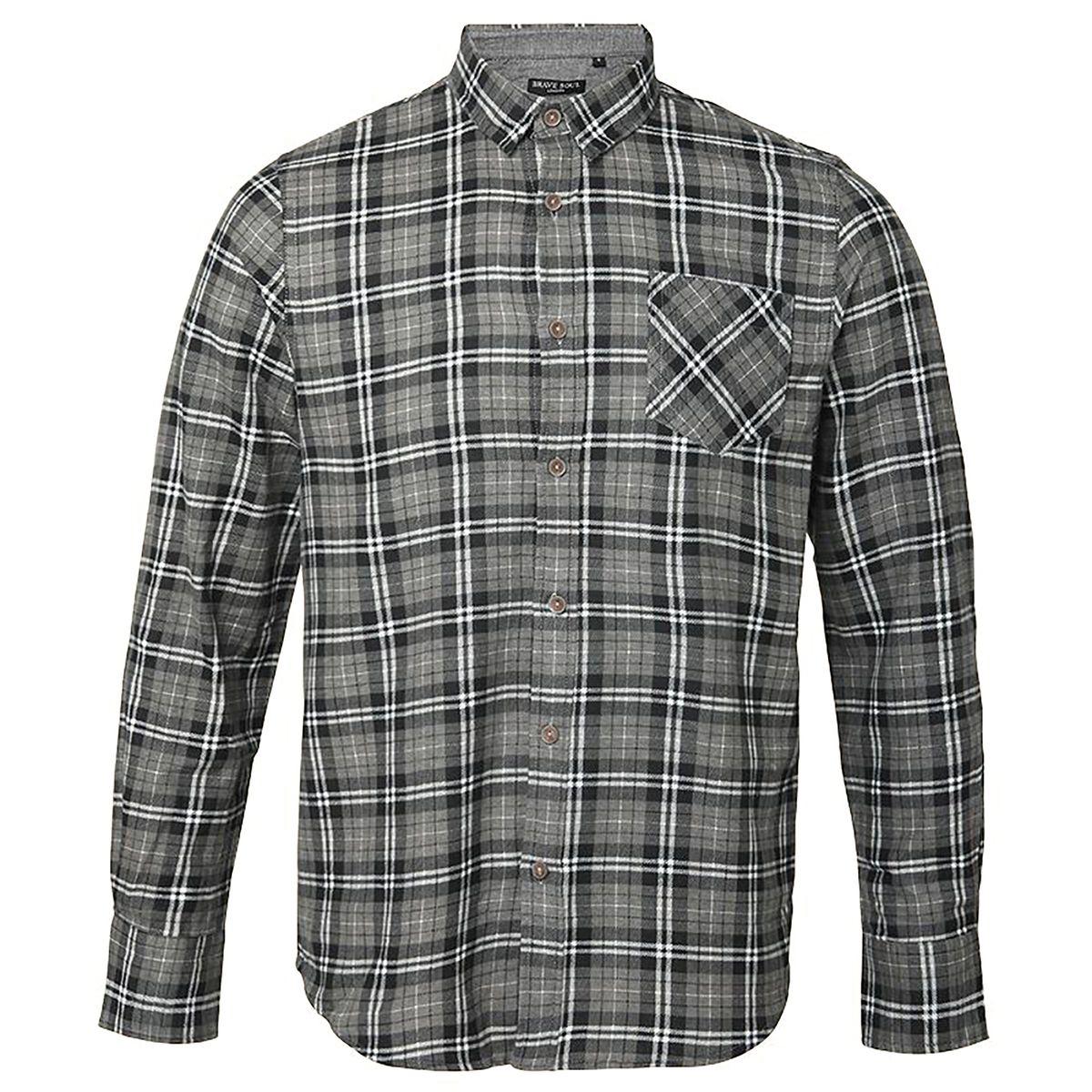 Tycho chemise à carreaux