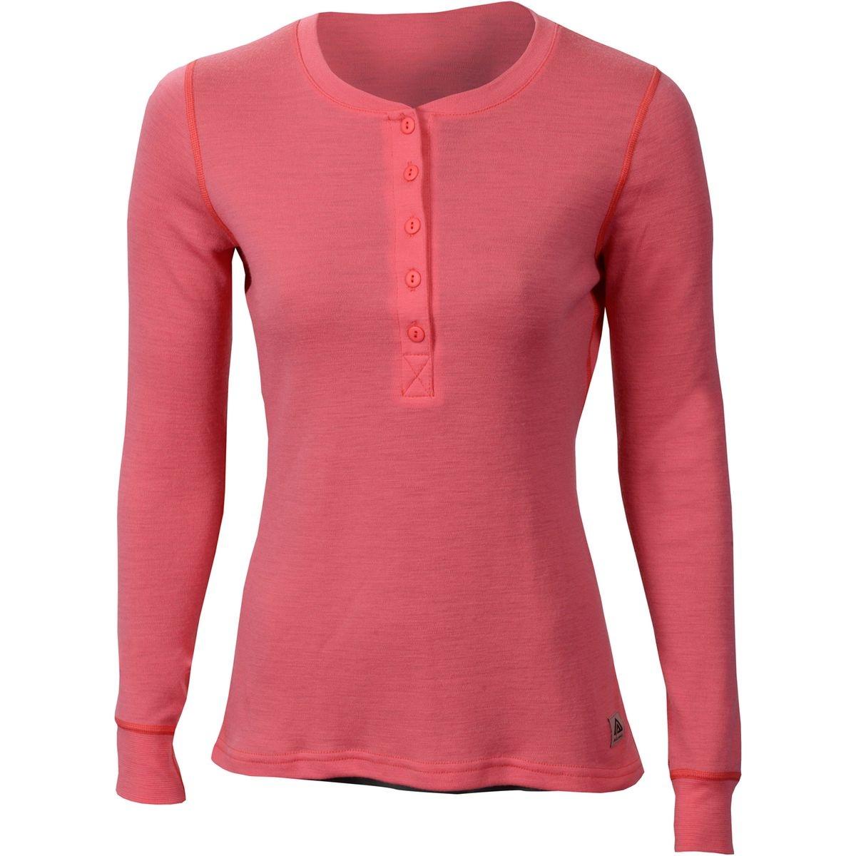 WarmWool - Sous-vêtement Femme - rose