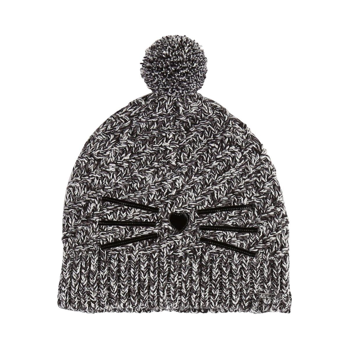 Bonnet en tricot Choupette