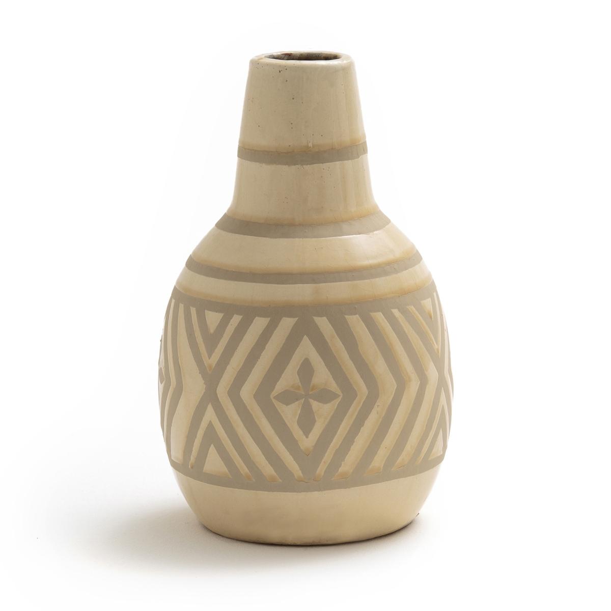 Ваза-бутыль из глины, ANTORRE брошь из кошачьего глаза полимерной глины хрусталя нефрита и пластика яркое лето