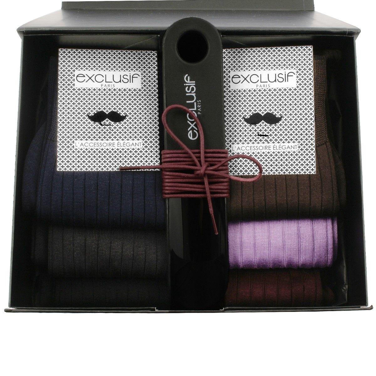 Box Chaussettes