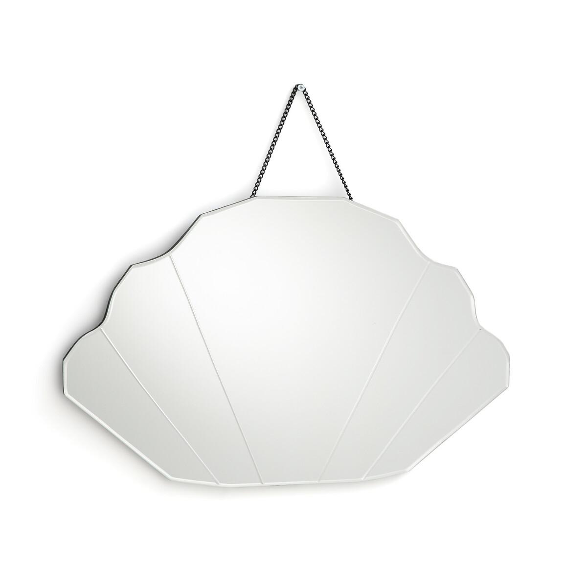 Зеркало La Redoute В форме ракушки Tikka единый размер другие