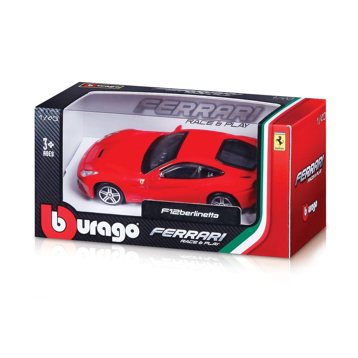 Burago véhicule Ferrari 1/43