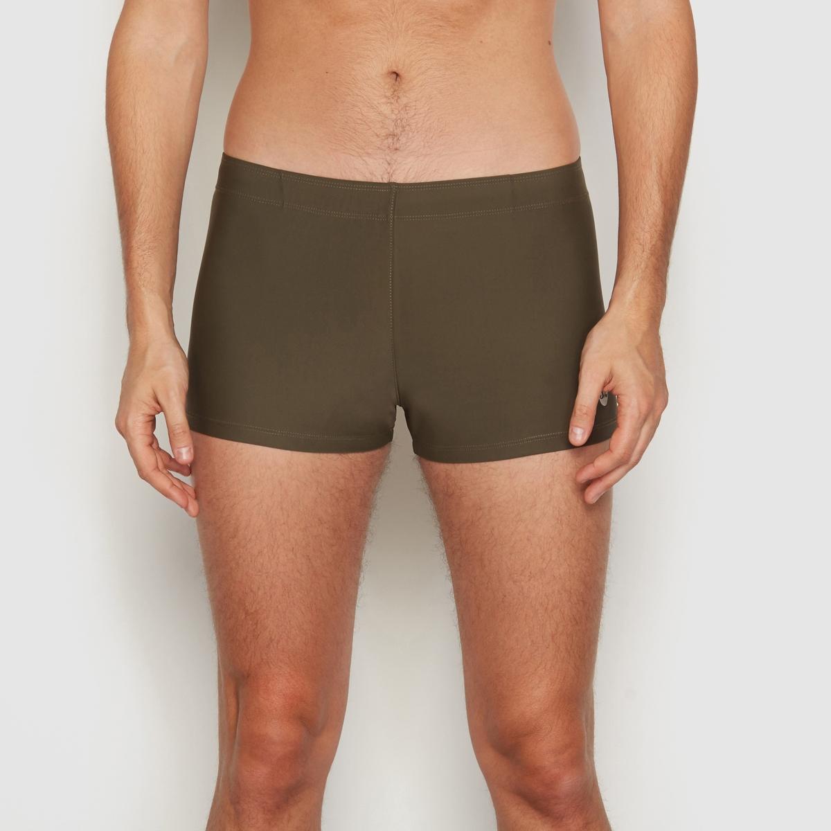 Трусы-шорты облегающиеСостав и описание :Материал : 84% полиамида, 16% эластана.     УходМашинная стирка при 30 °С<br><br>Цвет: хаки,черный