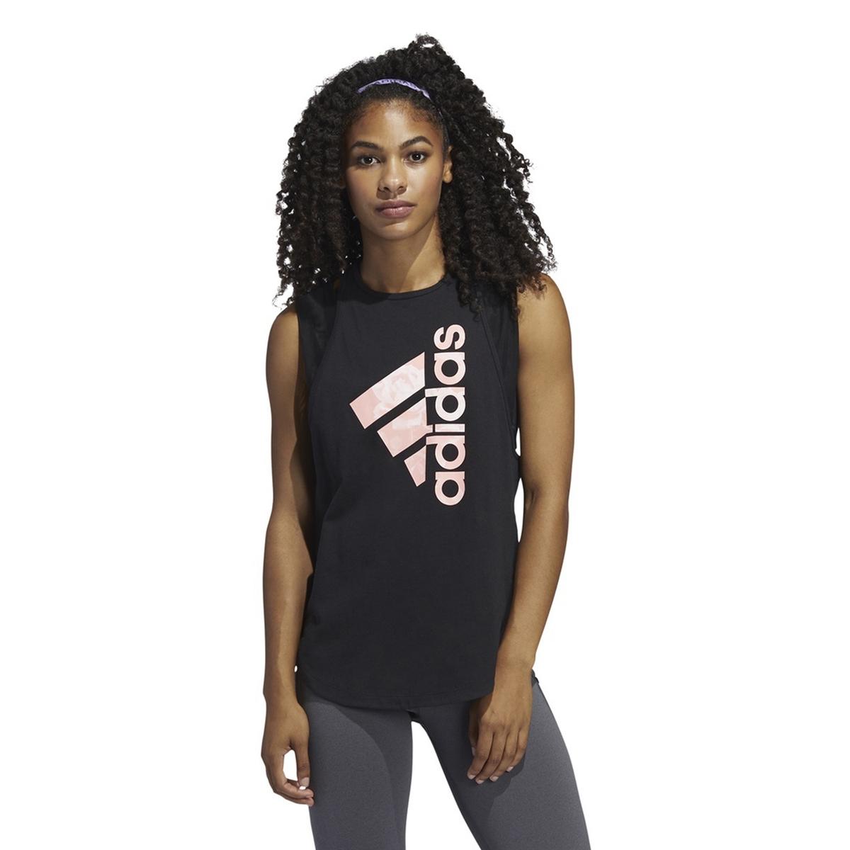 Camiseta de tirantes con espalda estilo nadador Tank