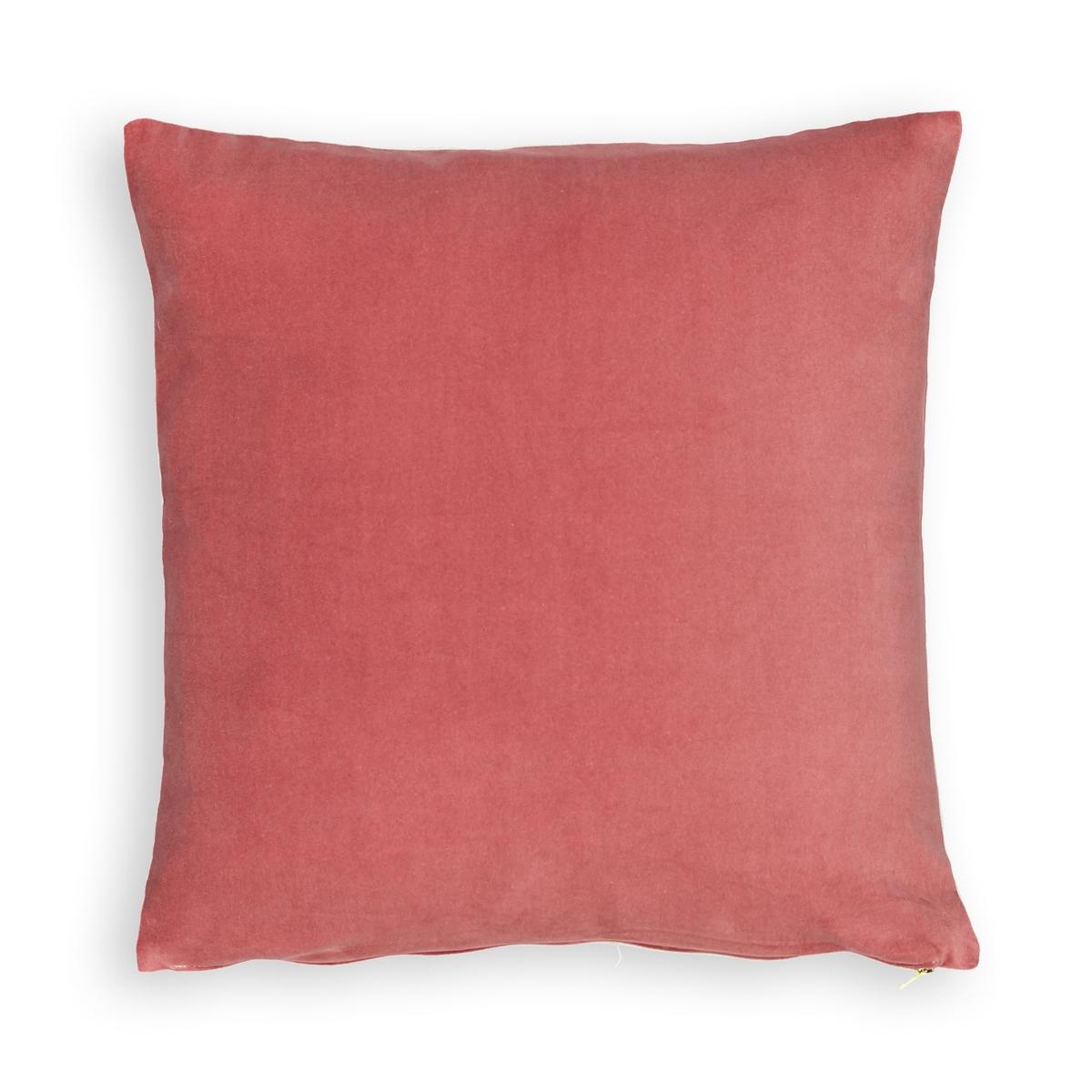 цена Чехол для подушки из велюра/льна POLEN онлайн в 2017 году
