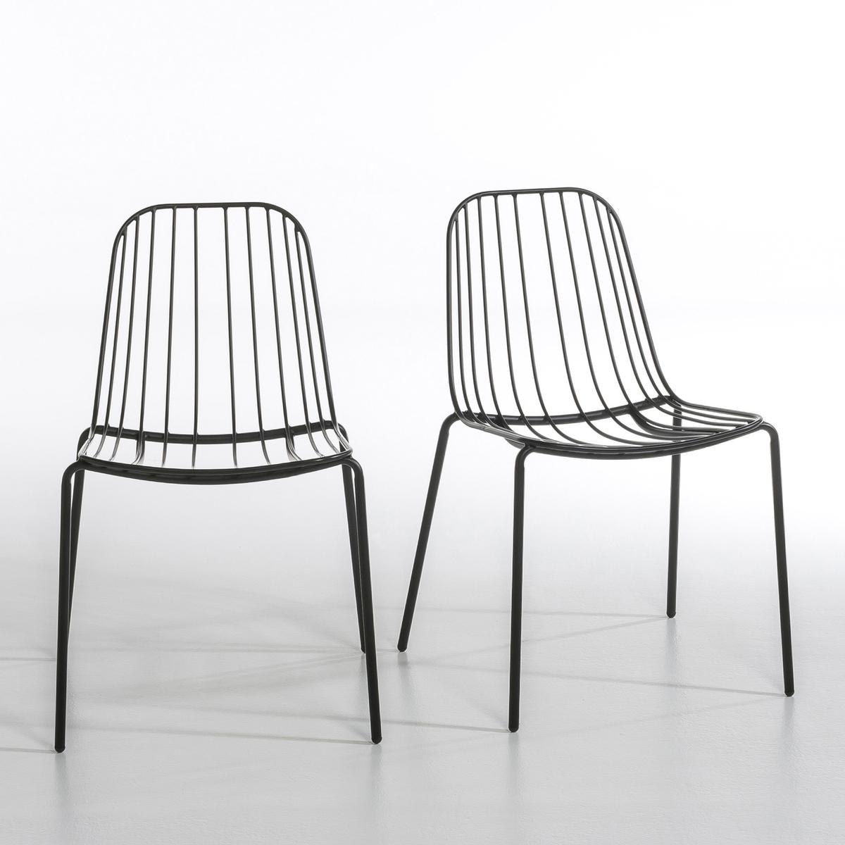 Стул из металла, Bop  (комплект из 2 стульев)