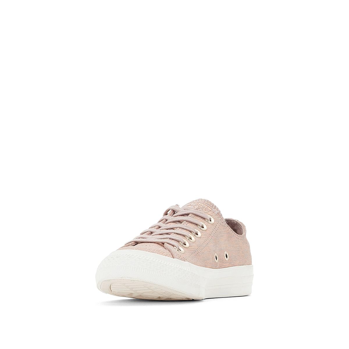 Imagen secundaria de producto de Zapatillas de piel - Converse