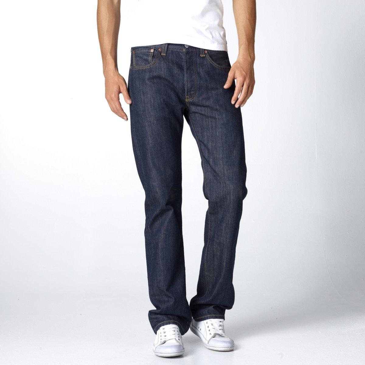 Jeans 501® taglio straight lunghezza 34