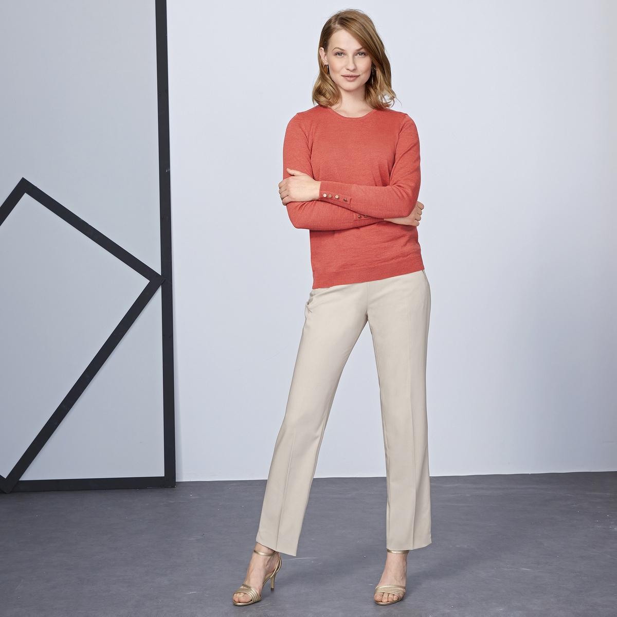 Imagen principal de producto de Pantalón urbano, recto, especial vientre plano - Anne weyburn